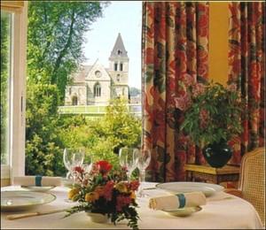 hotel le logis Brionne