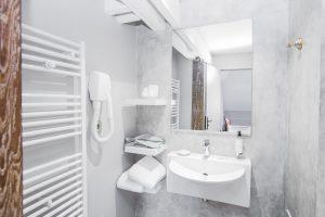 salle de bain - la logis de brionne- gîte en normandie